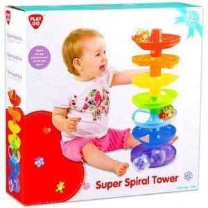 برج مارپيچ کودک playgo كد 1758