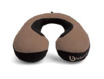 محافظ گردن neck support مدل walnut brown
