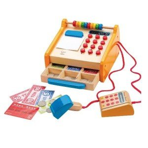 checkout register hape 3121