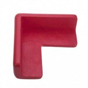 محافظ گوشه جامبو قرمز بزرگ (4 عددی) ninno 14