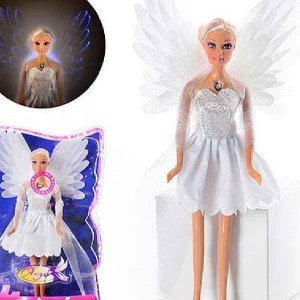 عروسک دفا (بال روشن شو) کد 8219