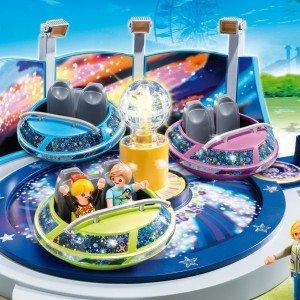 سفینه فضایی پلی موبيل مدل spinning spaceship ride with lights 5554