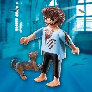 آدمک پلی موبيل مدل Werewolf 6824
