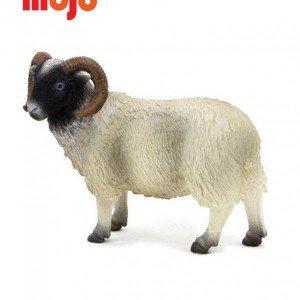 فیگور گوسفند نر سیاه mojo کد 387081