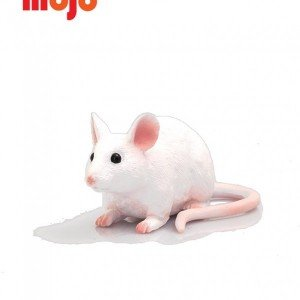 فیگور موش سفید mojo  کد 387235
