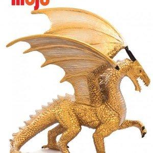 فیگور اژدها طلایی mojo  کد 387256