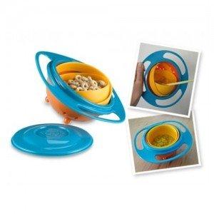 ظرف غذا نریز baby jem کد 350 رنگ آبی