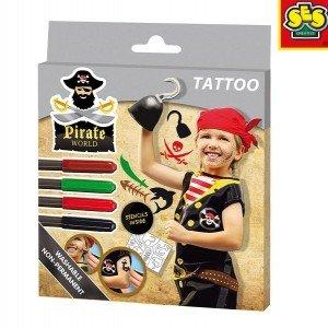 ses tatoo pens كد 9662