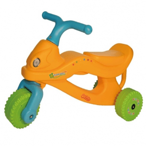 موتور پایی کودک  ching ching كد ca-21 رنگ نارنجی