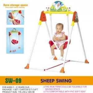 تاب کودک گوسفند مدل ching ching sw-09