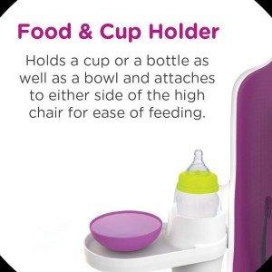 محل قرار گیری ظرف غذا و لیوان