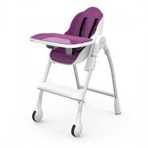 صندلی غذا oribel رنگ بنفش
