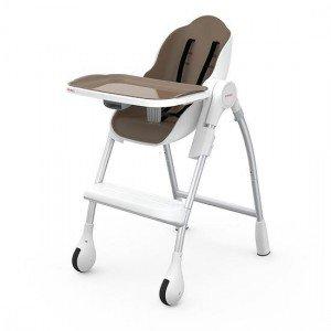 صندلی غذا oribel رنگ قهوه ای