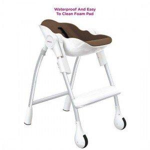 پد ضد آب و قابل شستوشوی صندلی غذا oribel