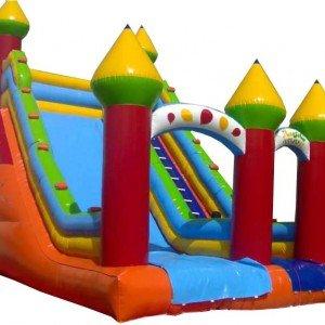 سرسره پنج قلعه  بادی پارکی کد 010
