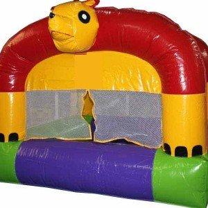 استخر توپ بادی  طرح خرس کد 030