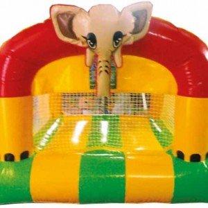 جامپینگ بادی طرح فیل  کد 060