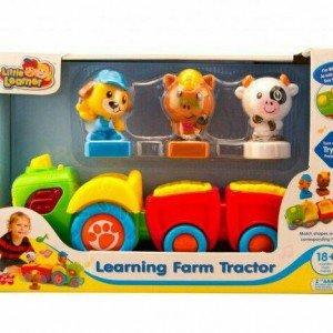 تراکتور مزرعه مدل 4259 little learner