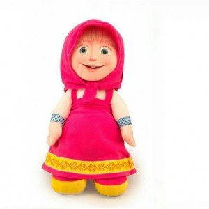 عروسک ماشا بزرگ tod003