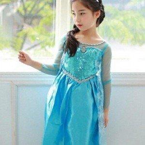 لباس بالماسکه  السا (بدون اکسسوری)