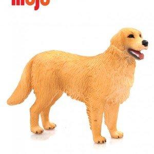 فیگور سگ شکاری طلایی  mojo کد 387198