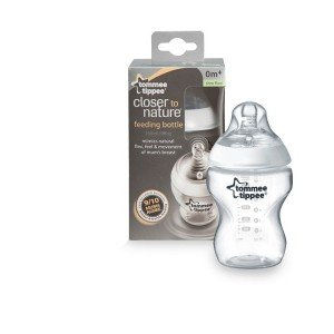 طلق ضد نفخ 260 میلیcloser to nature  tommee tippee کد 422500