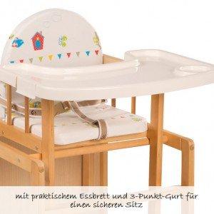 سینی صندلی غذاخوری مدل roba 7519f150