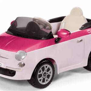 ماشین شارژی peg perego مدل IGED1164 fiat 500 pink