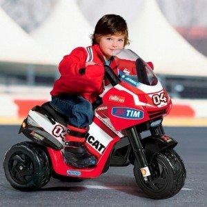 موتور شارژی peg perego مدل IGED0919 Ducati Desmosedici