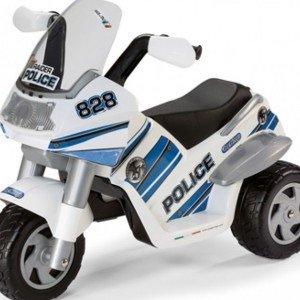 موتور شارژی peg perego مدل IGED0910 Raider Police-Polizei