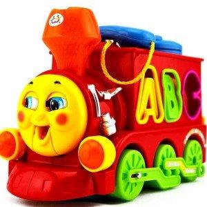 قطار موزیکال smart train کد 8810