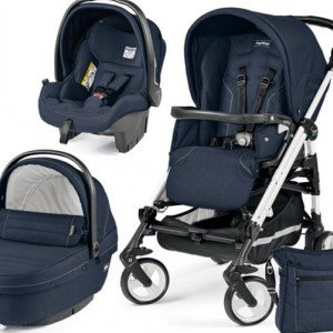 کالسکه peg peregoمدل mode navy Switch Easy Drive XL Sportivo Modular
