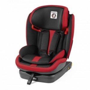 صندلی ماشین peg perego مدل Viaggio 1⋅2⋅3 Via رنگ monza
