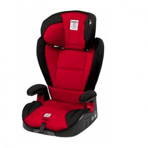 صندلی ماشین peg perego مدل Viaggio 2-3 Surefix رنگ rouge