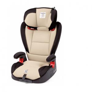صندلی ماشین peg perego مدل Viaggio 2-3 Surefix رنگ sand