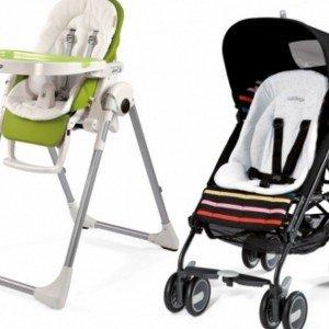 تشک کالسکه و صندلی غذا  peg perego مدل Baby Cushion