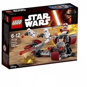 لگو Galactic Empire Battle Pack legoکد 75134