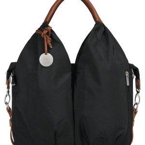 کیف لوازم نوزاد lassig مدل Signature Bag رنگ black کد LSIG901