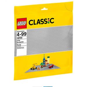 لگو Gray Baseplate کد 10701