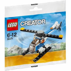 لگو  مدل  Helicopter legoکد 30471