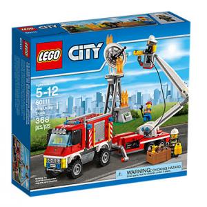 لگو  مدل Fire Utility Truck lego کد60111