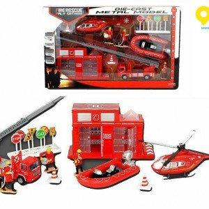 ست آتش نشانی کودک zs 1036