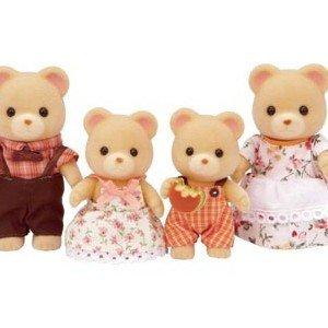 خانواده خرس 5059 sylvanian families