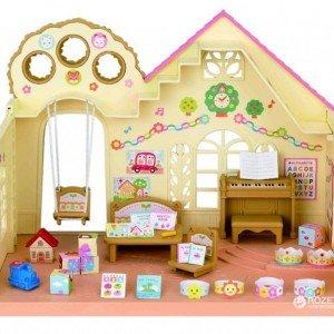 خانه جنگلی sylvanian families 3587