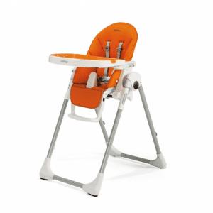 صندلی غذا peg perego مدل Prima Pappa zero3  طرح arancio