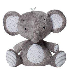 عروسک فیل پولیشی خاکستری playgro کد 6985563107