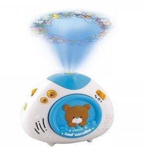 چراغ خواب موزیکال اتاق کودک تدی vtech کد 100003