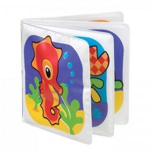 کتابچه حمام طرح اسب آبی playgro كد170212
