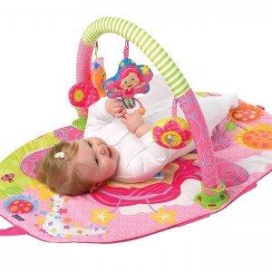 تشک بازی کودک پری صورتی playgro كد 181583