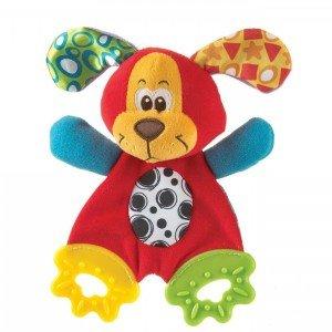 عروسک سگ دندانگیردار playgro کد 183155
